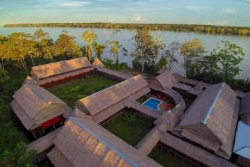 Heliconia Lodge - Amazon River