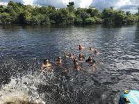 Las Balsas - Ideal para nadar
